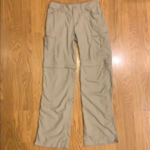 The North Face Cargo Convertible Pants XS